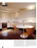 Foreign interior decoration magazine KITCHENS CUCINE effect Figure 1 / 25 sets