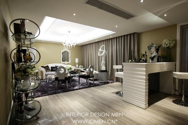 Sample Room A Modern Neo Classical Free Interior Design