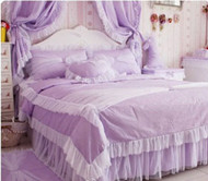 Romantic and fresh bedroom designs