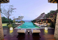 Bali luxury vacation hotel design