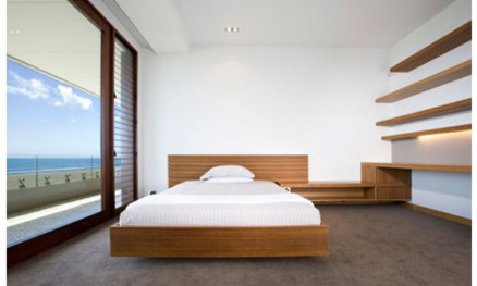 Deluxe wood renovated hotel design-1