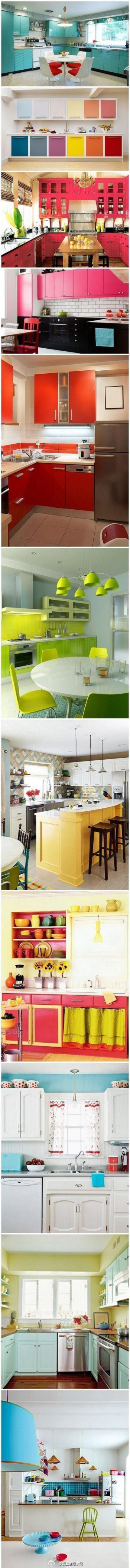 A variety of styles Kitchen Design