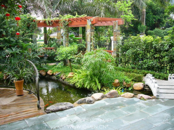 Landscape - garden and articles