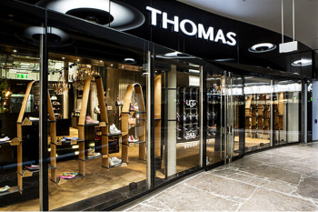 THOMAS female shoe brand
