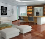 Featured interior space effects, the effect of selected interior decoration series (b) 105 sets of