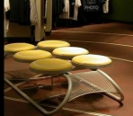 NIKE Berlin interior decoration store 15 sets of