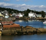 Maine, USA Kennebunkport town architecture and natural scenery to enjoy 80 sets of