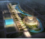 The effect of the Beijing 2008 Olympic Park plans