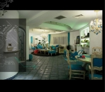 Interior decoration competition winner Effect Picture 2