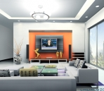 Interior decoration works, not elsewhere classified