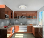 Family kitchen renovation