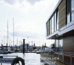 Living architecture - floating homes FLOATING HOMES (small residential)