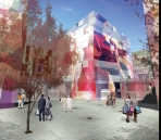 Transforming effect of Beijing Sanlitun Map