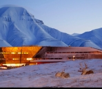 Norway svalbard Science Center Design
