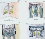 Curtain Style Design