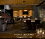 Their own bar --Dodd Mitchell Design